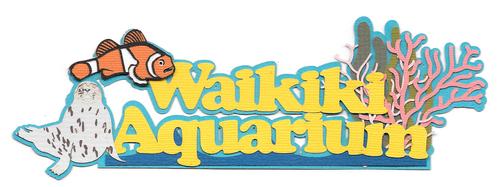 Waikiki Aquarium   Hawaii