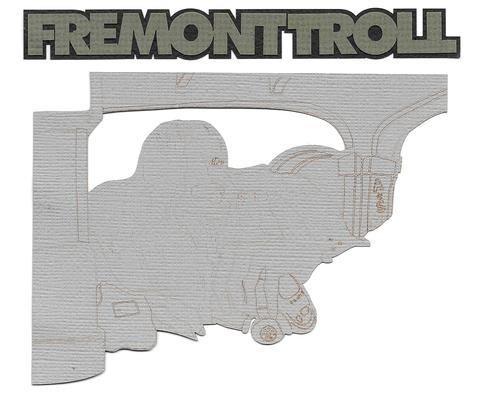 Fremont Troll   Seattle