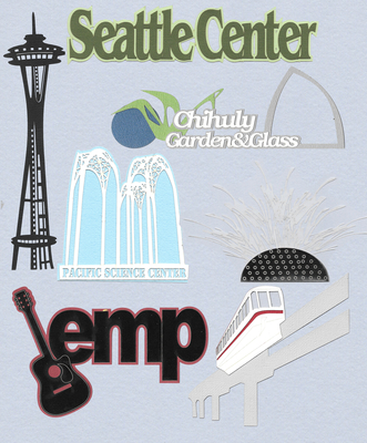 Seattle Center Pack | Seattle