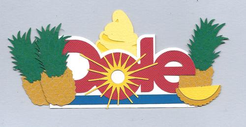 Dole Pineapple Whip | Hawaii