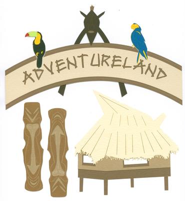 Adventureland Set | Adventureland