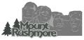 Mt Rushmore Scene