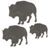 Bison 3 pack