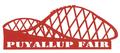 Puyallup Fair w/ Roller Coaster