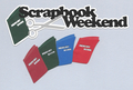Scrapbook Weekend