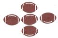 5 mini Footballs