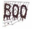 Corner Spider Web w/ Spider